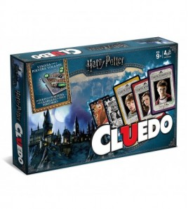 HARRY POTTER - CLUEDO...
