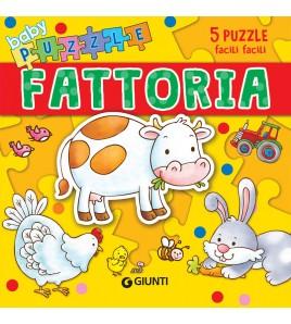 FATTORIA - LIBRO PUZZLE...