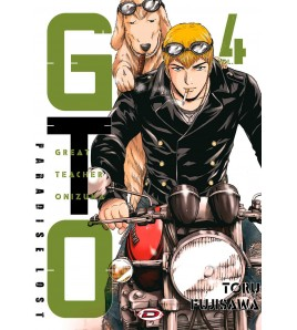 GTO - Paradise lost nr. 4