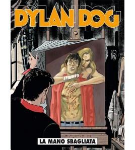 DYLAN DOG LA MANO SBAGLIATA