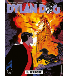 Dylan Dog nr. 370 - Il terrore