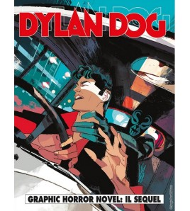 Dylan Dog nr. 376 - Graphic...