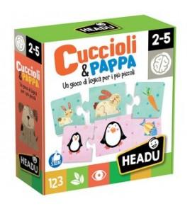 CUCCIOLI E PAPPA