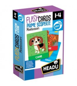 FLASHCARDS MONTESSORI PRIME...