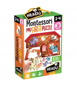 MONTESSORI MY FIRST PUZZLE...