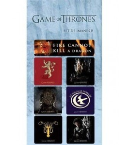 GAME OF THRONES MAGNETIC SET B